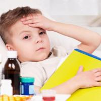 Повышение температуры у ребенка. Что делать?